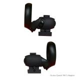 2021 Scar-X VR Gun Oculus Quest, Valve index, Vive, WMR, Pimax