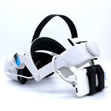 2021 BeswinVR Halo Strap with Battery Mount for Quest 2