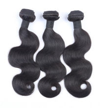3pcs Bundles Weave Natural Color Virgin Brazilian Human Hair