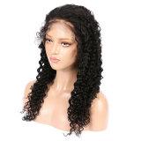 Deep Wave Lace Front Virgin Human Hair Wigs