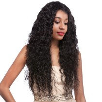 Loose Curly Full Lace Wigs Loose Curly Virgin Human Hair