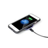 ワイヤレス充電器 Iphone 8/8 plus/ iPhoneX 充電器 Qi 充電器(A0607)【6ケ月保証期間】