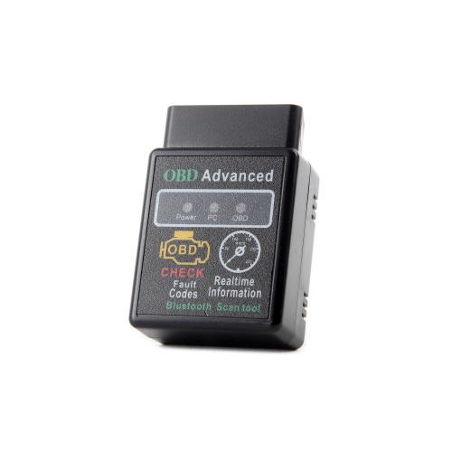 OBDII自動車故障診断機 Bluetooth接続対応 OBD2コードスキャナー