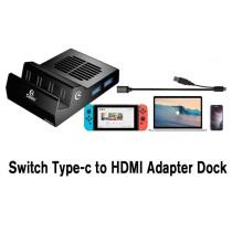 쿨웨이COOV SH500밑 받침대witch변환기밑받침 HDMI TypeC변환기