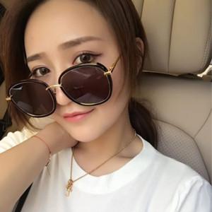 GM 선글라스 동글한 편광 안경 선글라스