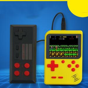 빈티지 어린이 게임기 미니 휴대용 게임기