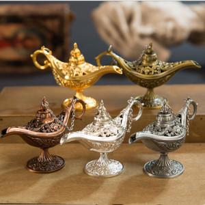 알라딘 신등 모양 향훈로 인테리어 장식품