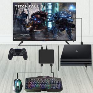 JYS-NS171 키보드 및 마우스 변환기 지연 없음 (겸용 Xbox one/PS4/SWITCH)
