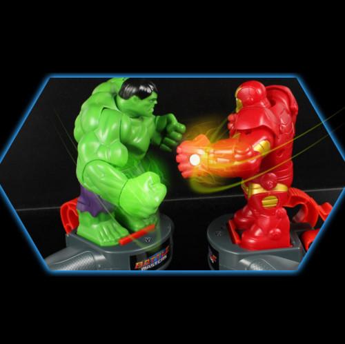 마블 어벤져스 서로 다툴 수 있는 로봇 장난감