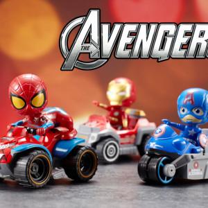 마블 어벤져스 인물 어린이 장난감 자동차