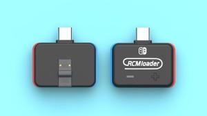 스위치 페이로드 RCM 지그 인젝터, Cochanvie 휴대용 동글