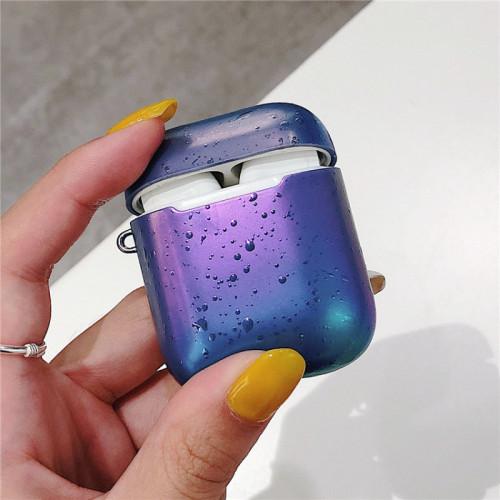 화려한 물방울 에어팟 케이스 애플 무선 블루투스 헤드셋 창의적인 낙하 방지 커버