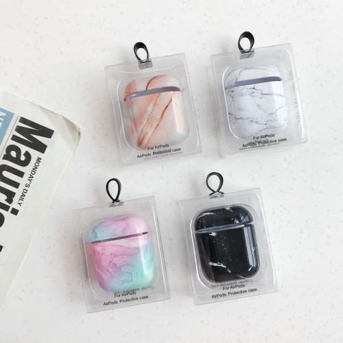 명품 마블 애플 에어포트 케이스 1:1밀착 블루투스 이어폰 충전 박스 보호 커버