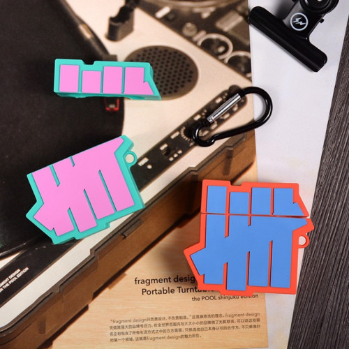 개인화된 낙서 에어팟 케이스 창조적인 불규칙 애플 헤드폰 보호 케이스