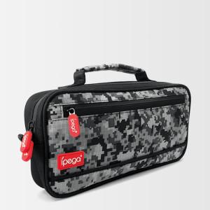 스위치 라이트 케이스 정글 보물 상자 위장 숄더 휴대용 가방