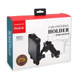 스위치 라이트 및 스위치 자동차 홀더 닌텐도 게임 콘솔 조정 브래킷