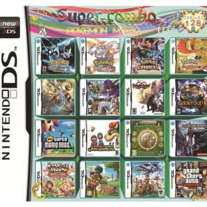 3DS NDS 게임 카드 닌텐도 포켓몬 마리오 파이날판타지 게임 액세서리