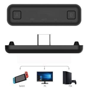 NS07  스위치 무선 오디오 어댑터 닌텐도 액세서리 수신기