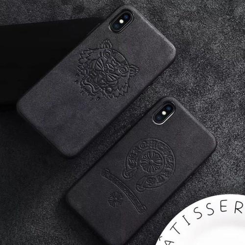 슈프림 아이폰 케이스 애플 폰 패션 매트  iPhone 11 충격방지 보호 커버
