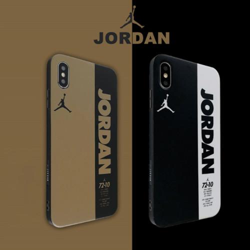 AJ 아이폰 케이스 조르단 멋진 창조적 인 애플 휴대 전화 충격 방지 보호 커버