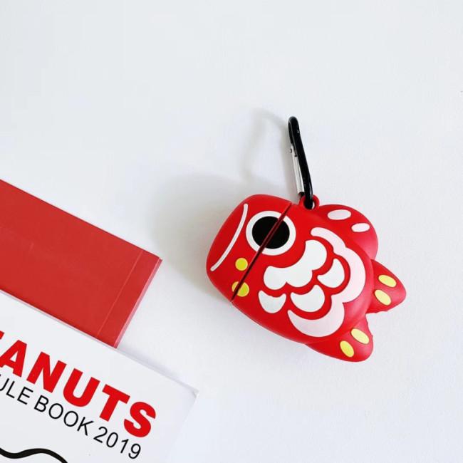 소원이 이루어지다 Koi Fish AirPods 커버 Apple 헤드셋