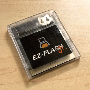 EZ FLASH Junior