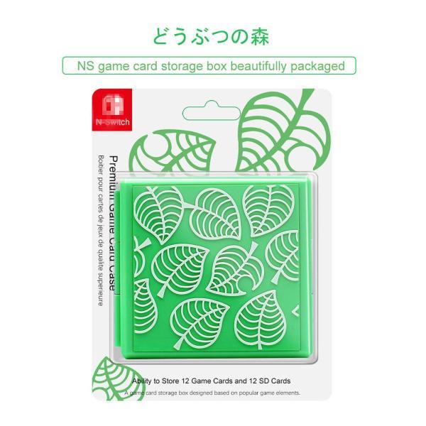 Nintendo Switch Lite Skin Animal Crossing New Horizons Card 12 In 1 Storage Box