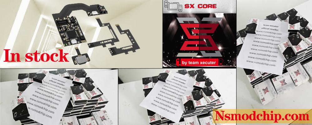 sx core&lite are in stock