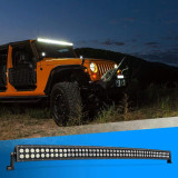 52Inch 300w Curved LED Light Bar Combo Beam Driving Light Jeep off road led lights