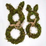 grapevine wreath               with