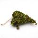 Hanging Moss Heart, Artificial Moss for Wall Hanging Decor