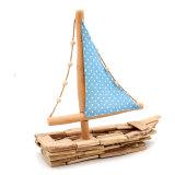 Sailboat Centerpiece Decor, Sailing Gift, Sailing Decor, Sailor Decor, 14Inch