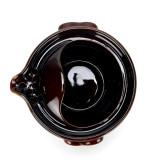 Chinese Travel Tea Set, Portable Kungfu Tea for One Set, Ceramic Teapot & Tea cup