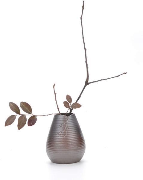 Handmade Antique Japanese Vintage Mini Vase for Home/Office/Study Room Decor Decoration (3.2 , Vintage)