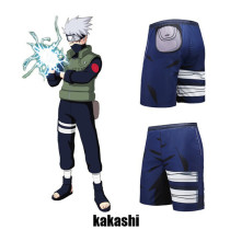 Hatake Kakashi Gym Fitness Sport Shorts Trousers