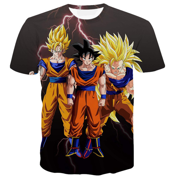 Kakarot Super Saiyan 123 T Shirt Birthday Gift