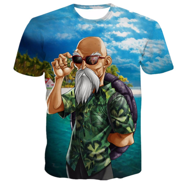 The Great Master Roshi Funny T Shirt Birthday Gift