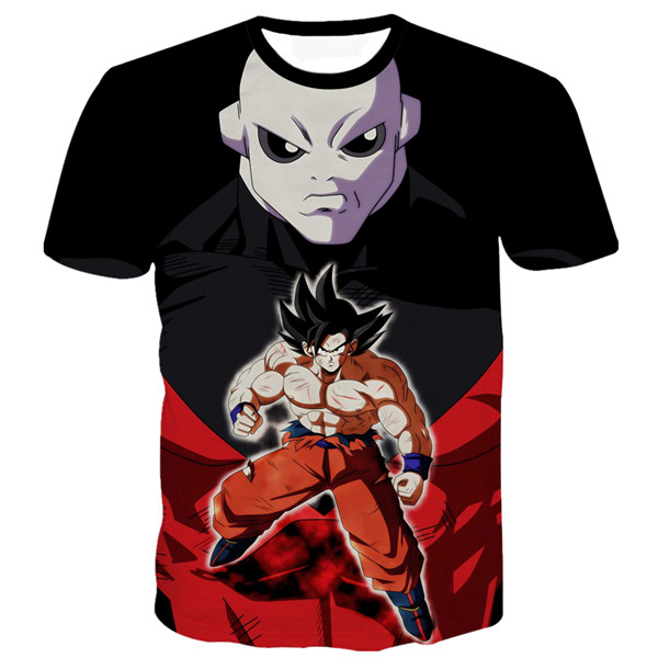 Goku VS Jiren Kids Girls T Shirt Birthday Gift