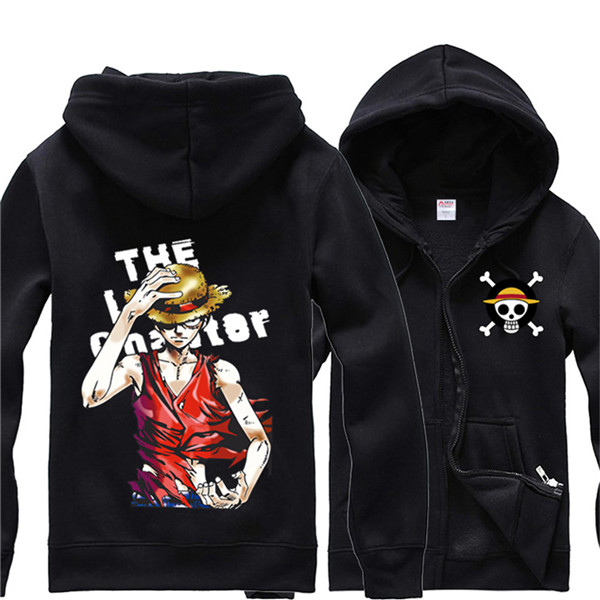 One Piece Monkey D Luffy Fight Hoodie Luffy B