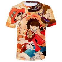 3 Brothers Ace Luffy Sabo T Shirt Birthday Gift
