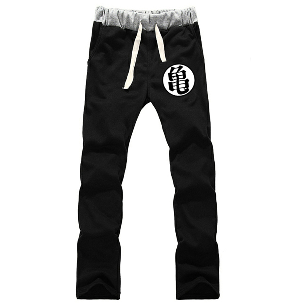 Dragon Ball Athletic Gym Jogging Sweatpants Kame