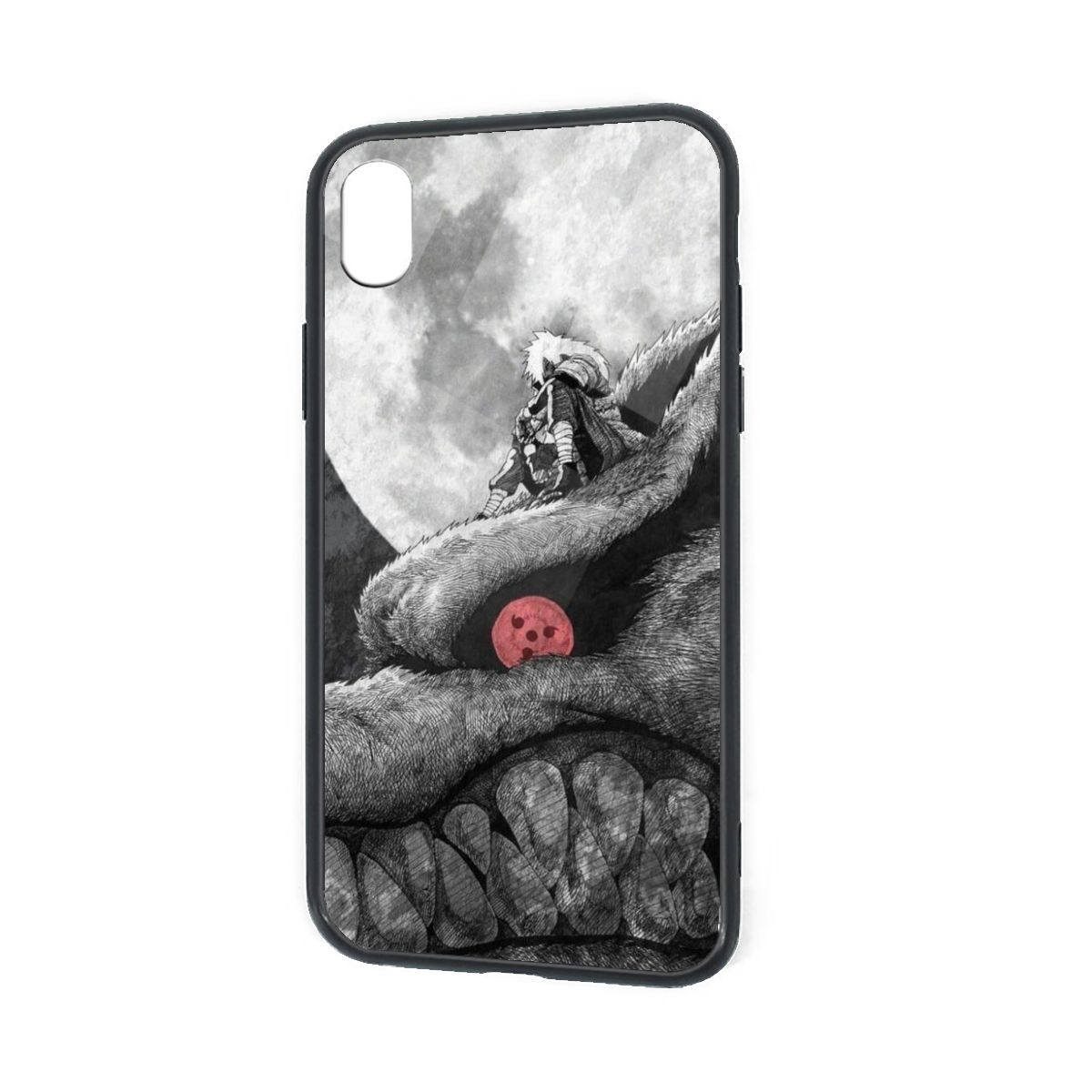 IPhone X XR XS 6 7 8 Plus Art Printed Phone Case Nine Tails