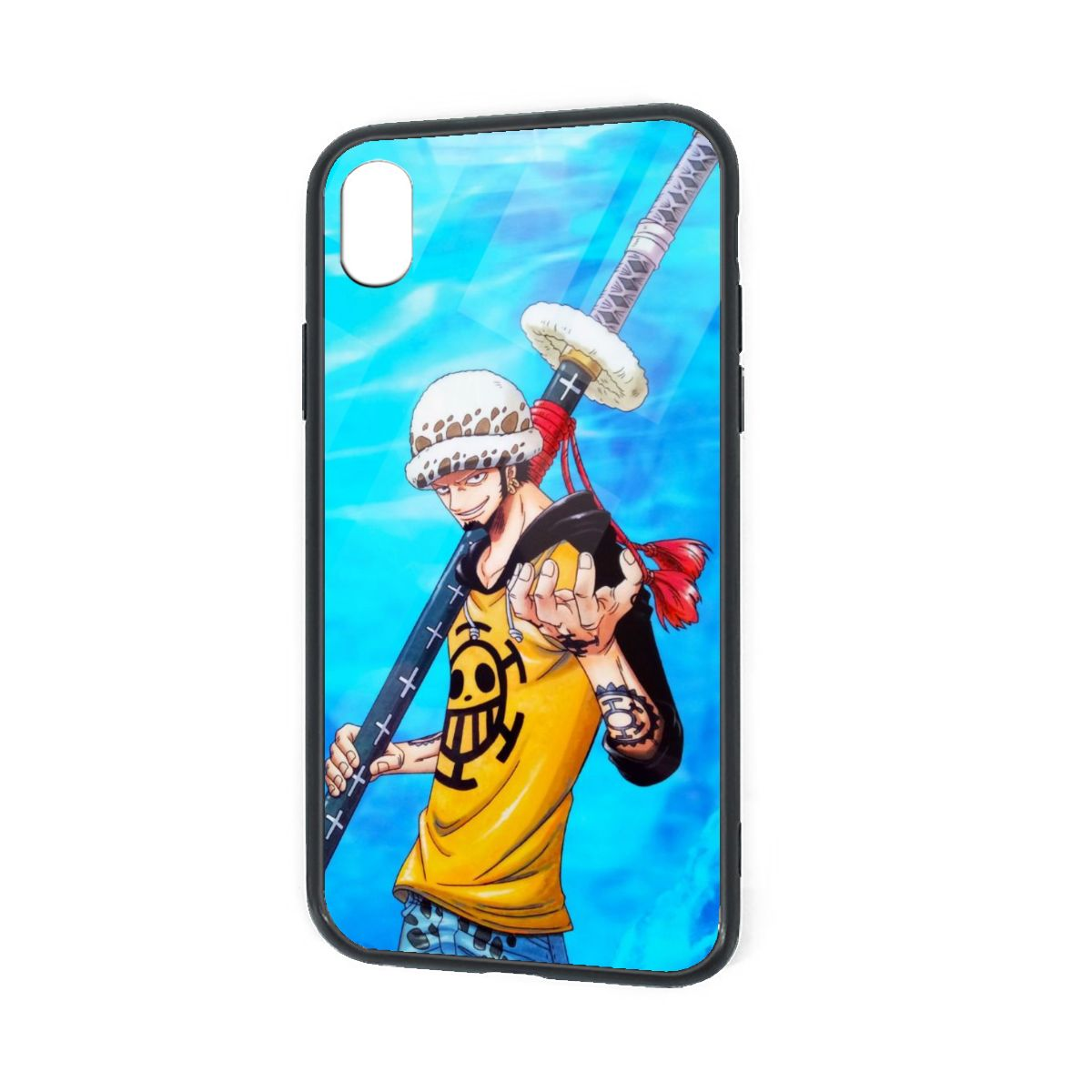 IPhone X XR XS 6 7 8 Plus Soft TPU Case Cover Doctor Trafalgar Law