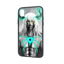 IPhone X XR XS 6 7 8 Plus Flexible Slim TPU Protector Cover Ulquiorra Cifer Resurreccion