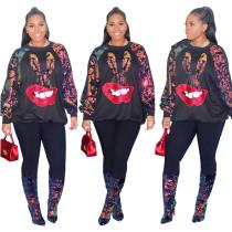 Q101601 hot onsale Woman 2019 Fashion Clothing High Quality shirt