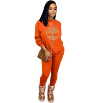 Q110411 best sale in seasonal women clothing two piece outfits set