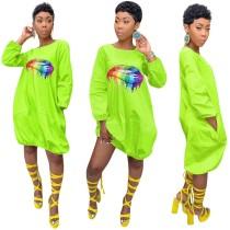 Q110503 high fashion 2019 Arrival New Fashion Lady Dress Woman