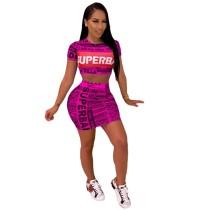 Q110702 fashion sport Outfits 2 Piece Set Women Clothing