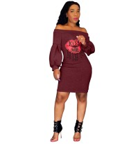 Q111105 off-seasonal onsales Lady Fashion 2019 New Arrival Woman Dress