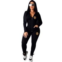 Q111315 fashion onsales Pants Suit Women Set 2019 Woman Fashion Two Piece